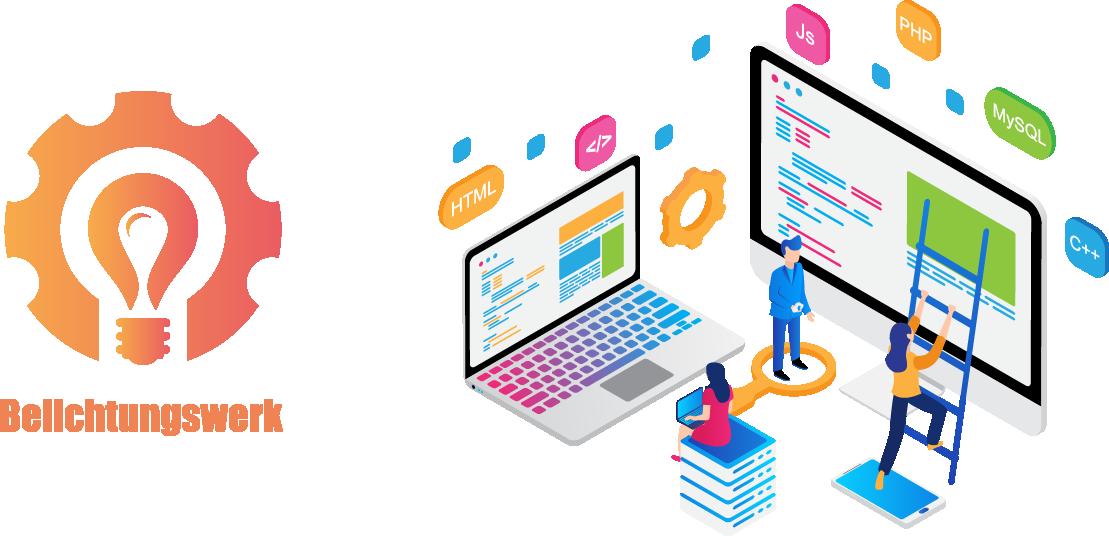 Webdesign - Belichtungswerk